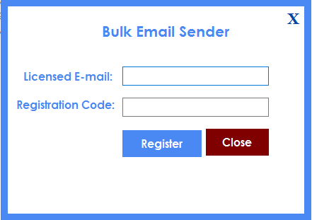 BULK EMAIL Marketing Software - 7