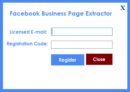 Facebook Page Scraper and Extractor - 7