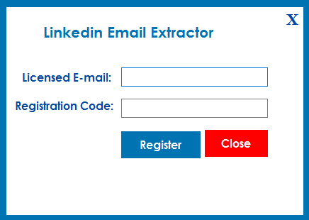 LinkedIn Emails Scraper and Extractor - 6