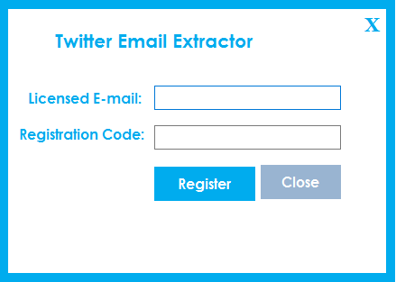 Twitter Email Extractor - 5
