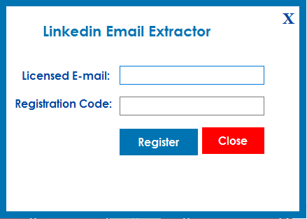 Linkedin Email Scrapping Tool - 5